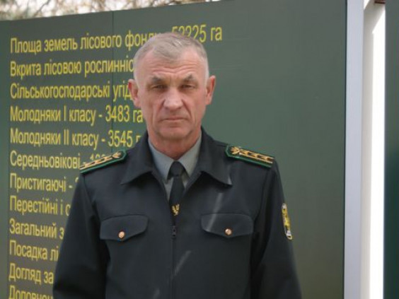 Профспілка Маневицького лісгоспу серед найкращих в Україні