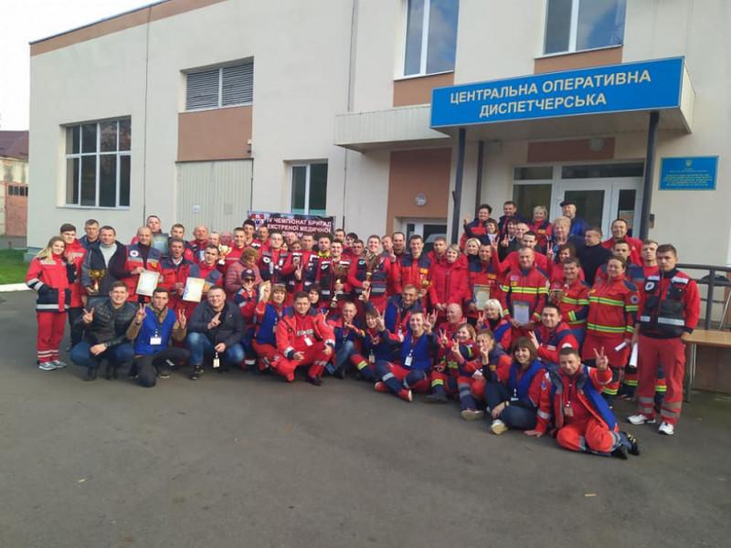 Маневичани потрапили у число переможців медичного ралі у Луцьку