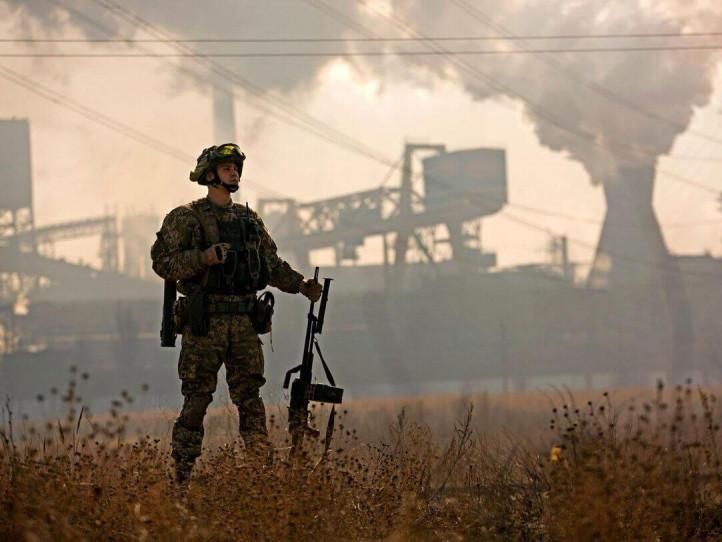 У Маневицькому лісгоспі привітали учасників бойових дій на сході України