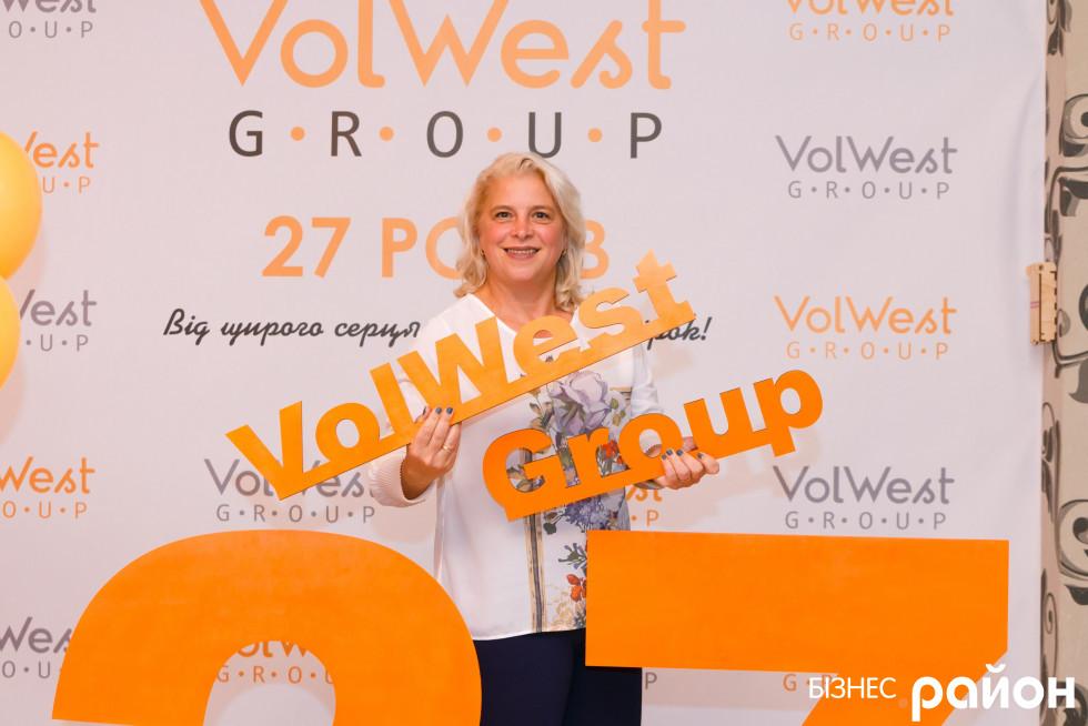 Компанія VolWest Group відсвяткувала День народження
