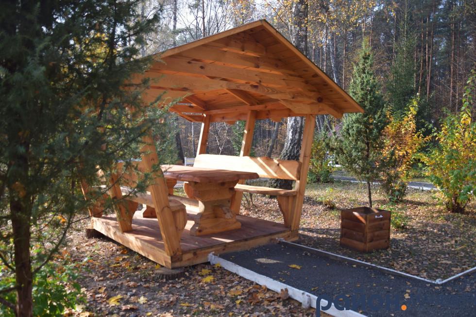 Маневицькі лісники відновили рекреаційний пункт «Холодок»