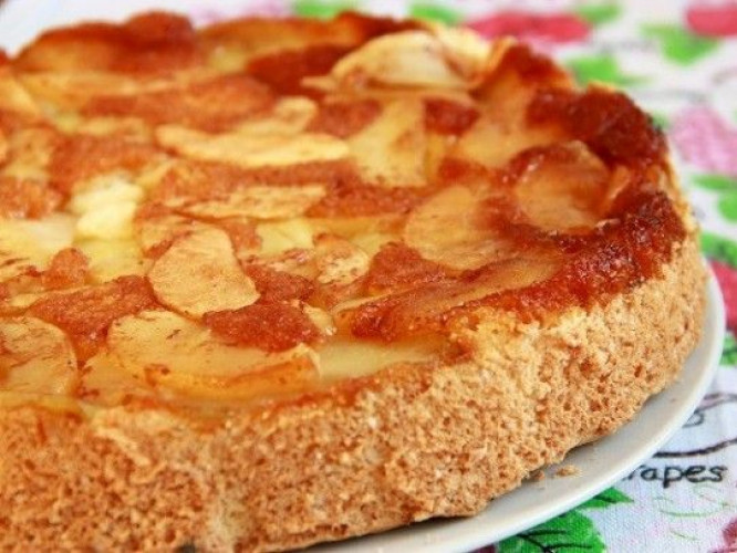 Рецепт заливного пирога від повара-кондитера