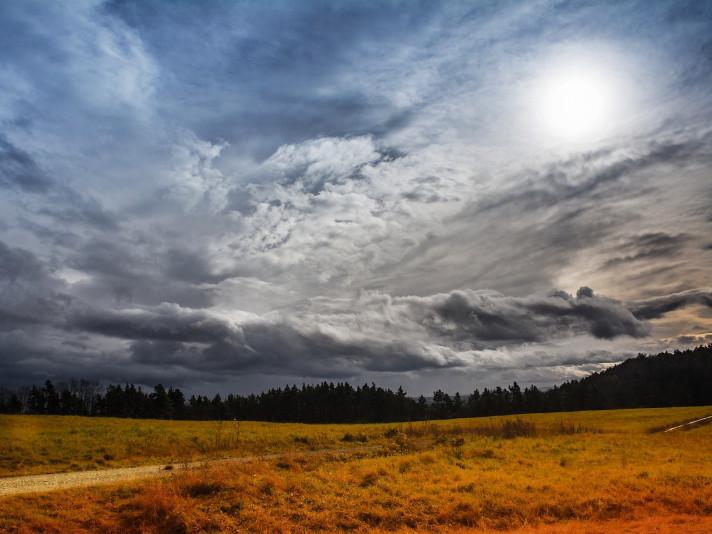 Прогноз погоди у Маневичах на 25 листопада