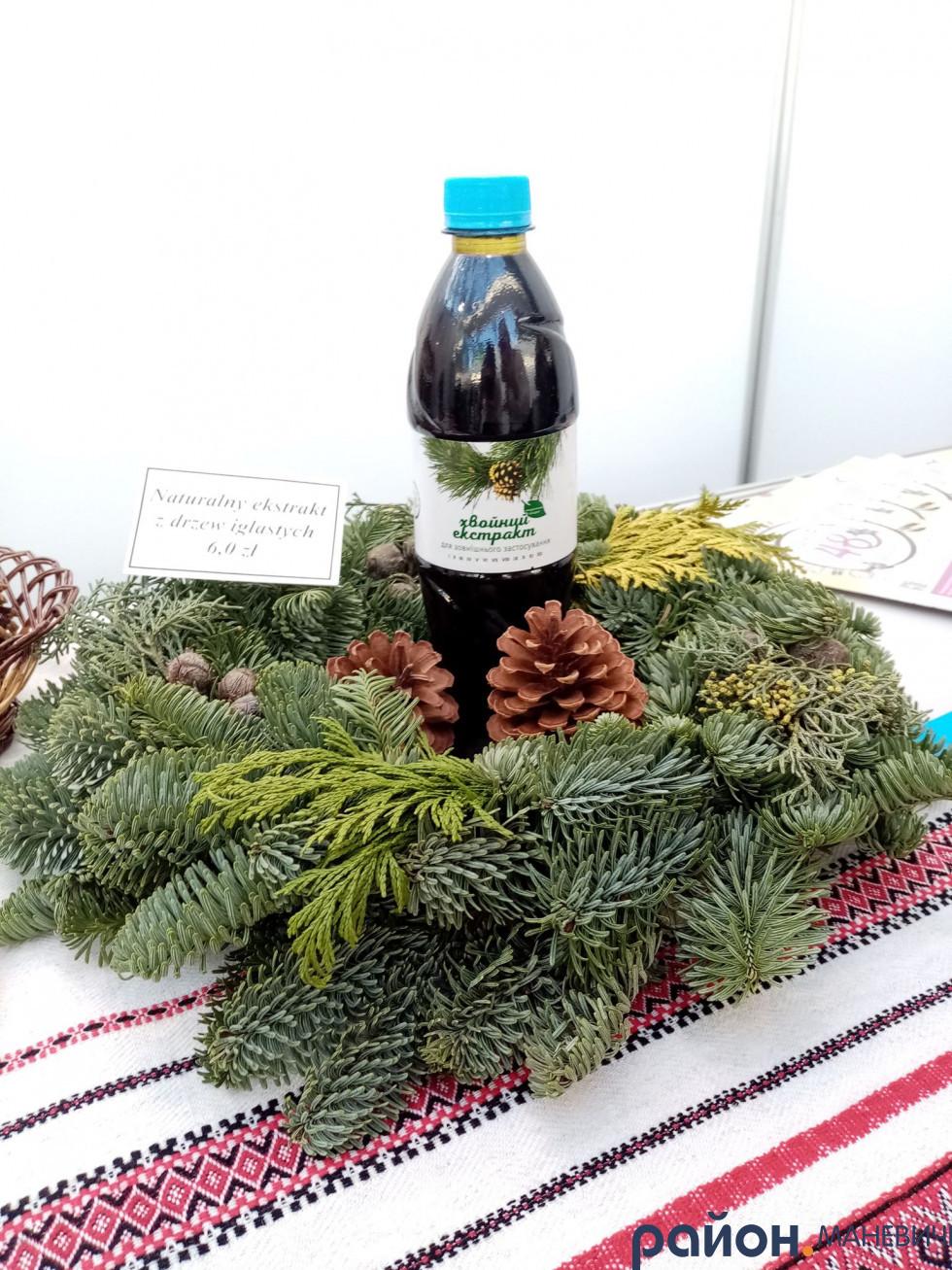 Продукцію маневицького консервного цеху представили у Польщі
