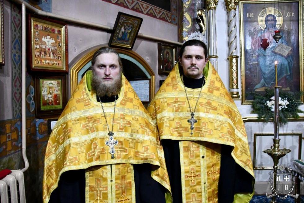 Священнослужителя з Маневиччини відзначили церковною нагородою