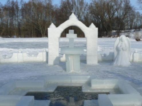 На Водохреще в Україні очікують похолодання