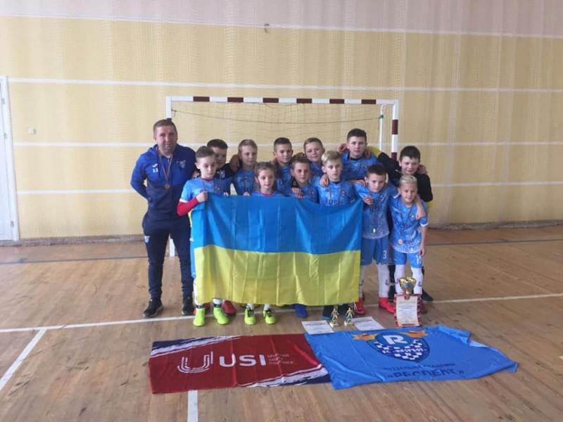 Маневичани здобули перемогу у Міжнародному турнірі з футзалу