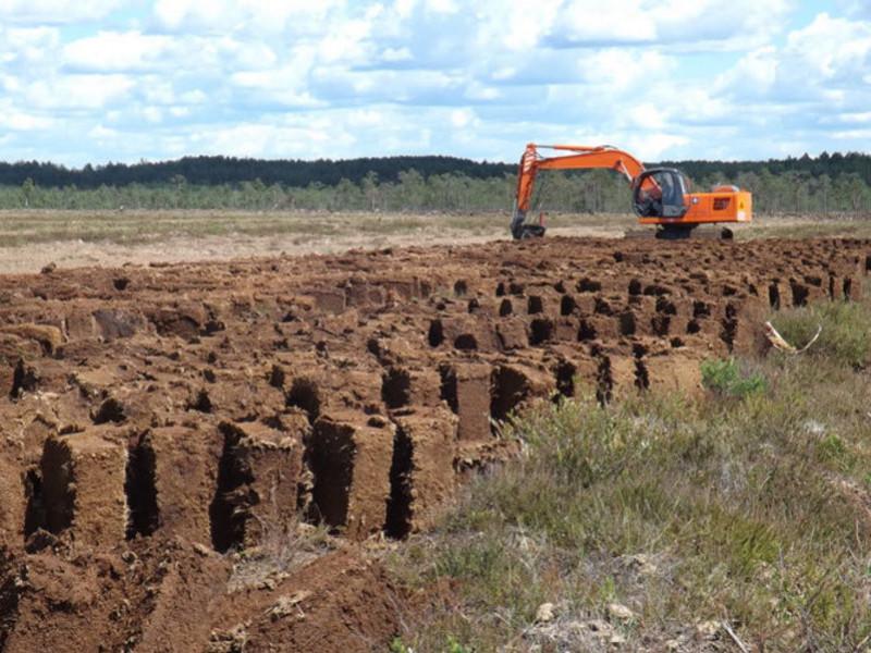 У Поворську говоритимуть про видобування торфу на території Маневицького району