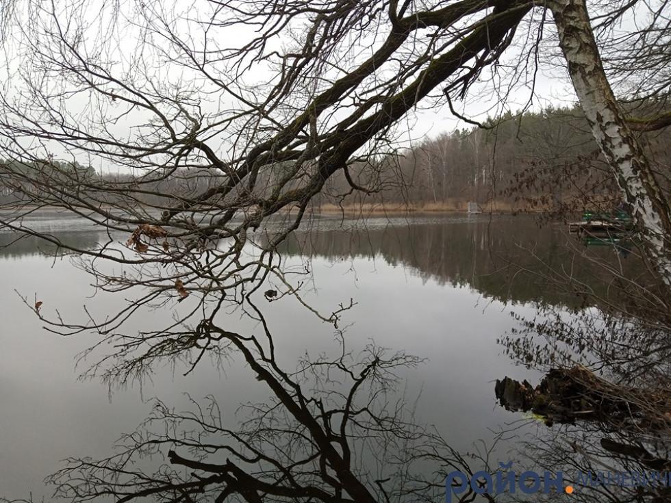 Озеро Глибоке