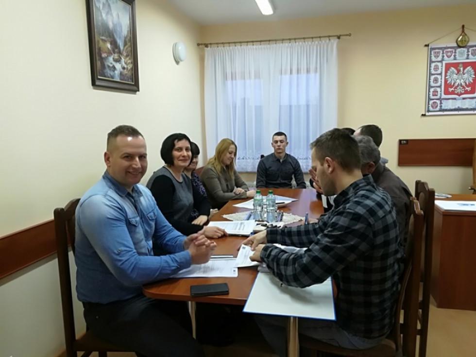 Маневичани зустрілись із менеджером технічного секретаріату Європейського Союзу