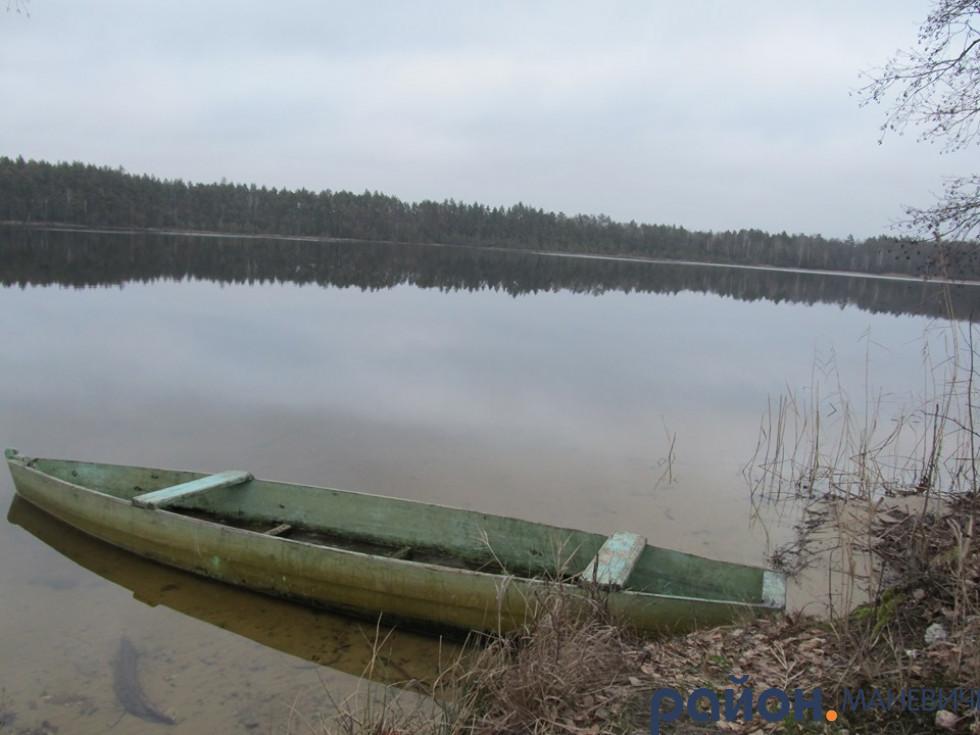 Озеро Охничі