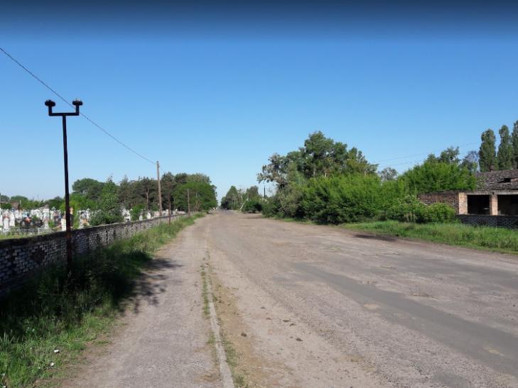 Село Боровичі
