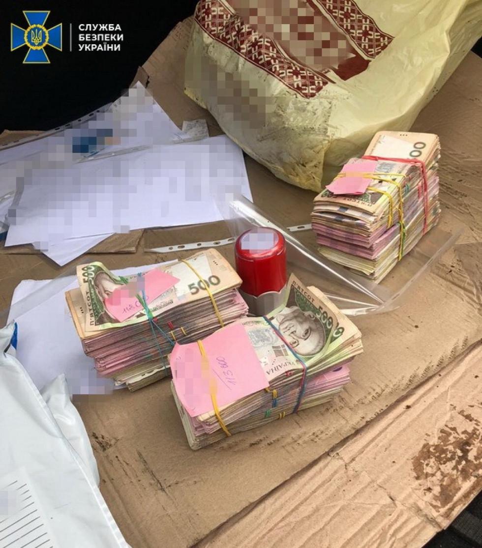 На Маневиччині співробітники СБУ затримали керівника державного підприємства