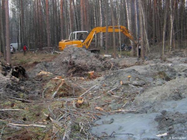 Видобуток корисних копалин на Волині легалізують або припинять