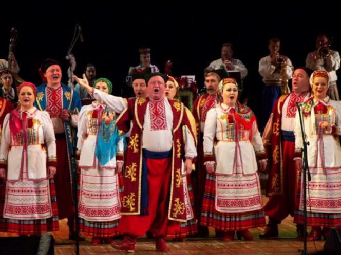 Для маневичан виступить Державний академічний Волинський народний хор