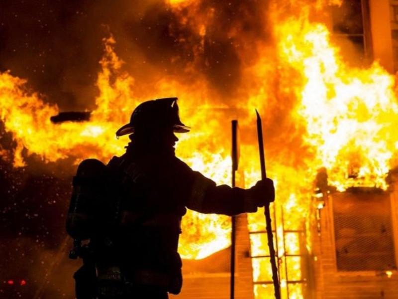 У Городку при пожежі загинула людина