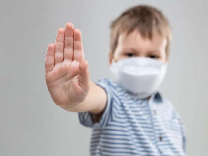 Куди розміщатимуть інфікованих коронавірусом дітей