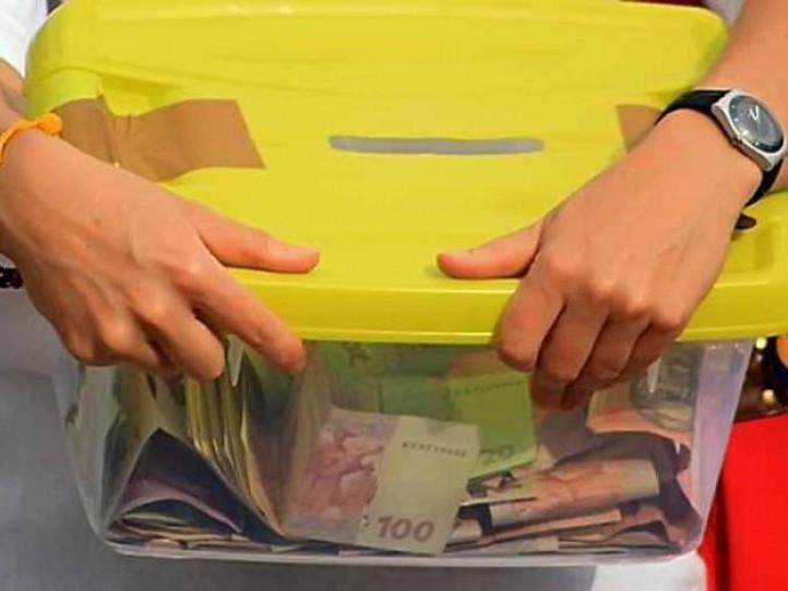 Колки: судили чоловіка, який викрав скриньку для благодійних пожертв