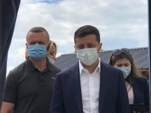 Маневичани просили Зеленського не робити центр району у Камені-Каширському