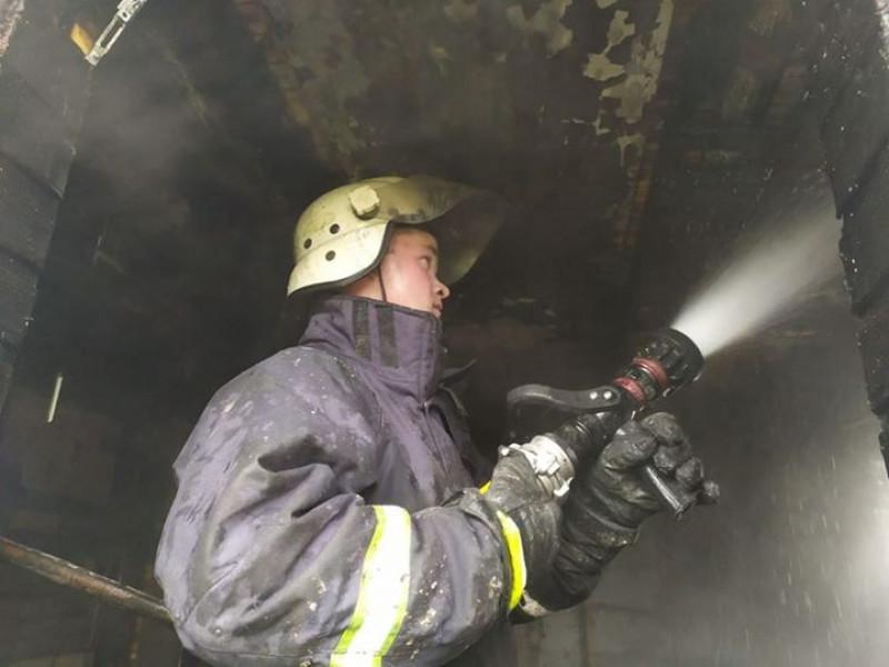 Волинські рятувальники за добу 32 рази виїжджали на виклики