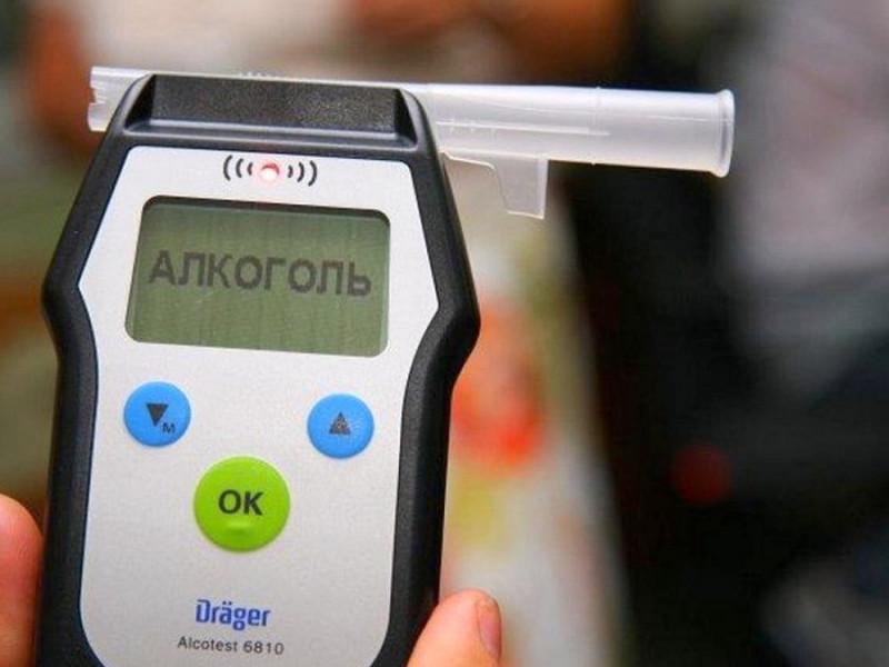 У Маневичах оштрафували водія, який відмовився пройти медичний огляд