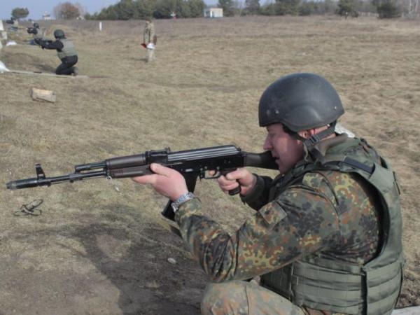 На Маневиччині відбудуться планові навчання підрозділів територіальної оборони