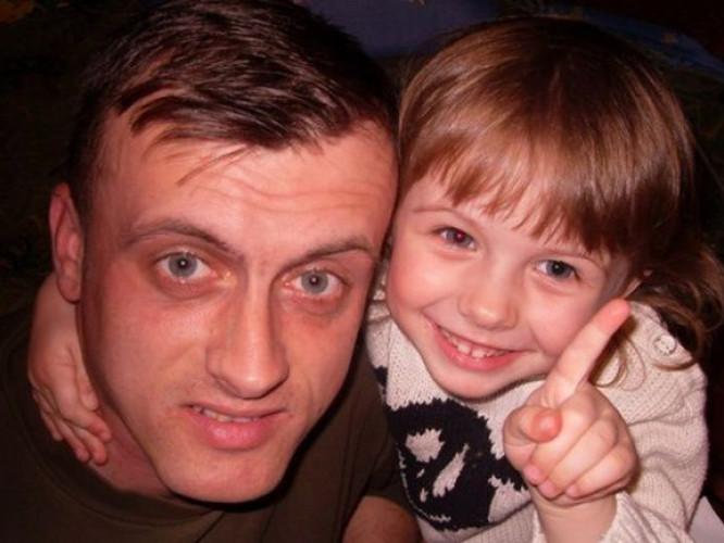 Леонід та його донька