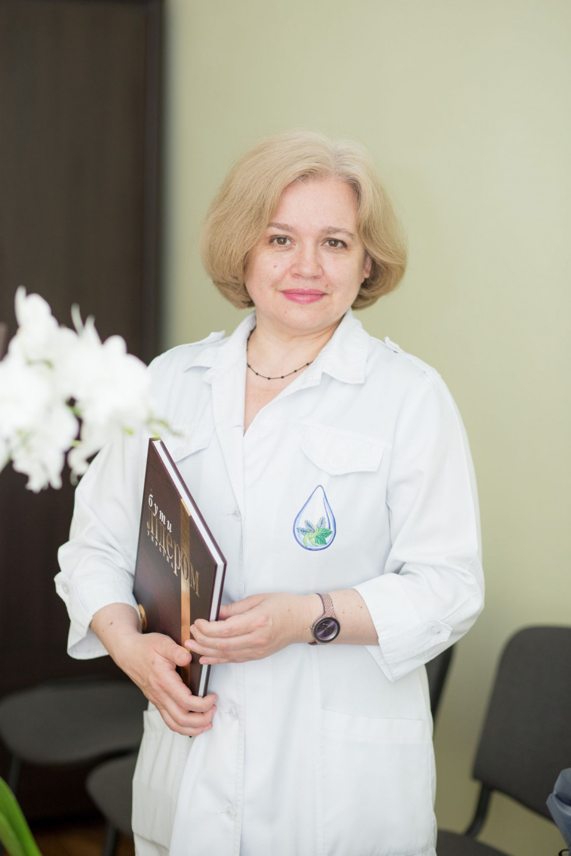 Тетяна Самчук