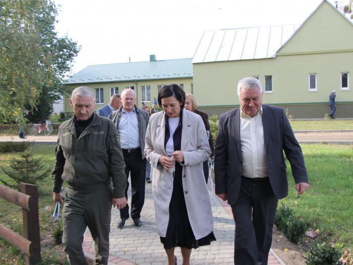 Зустріч з Іриною Констанкевич