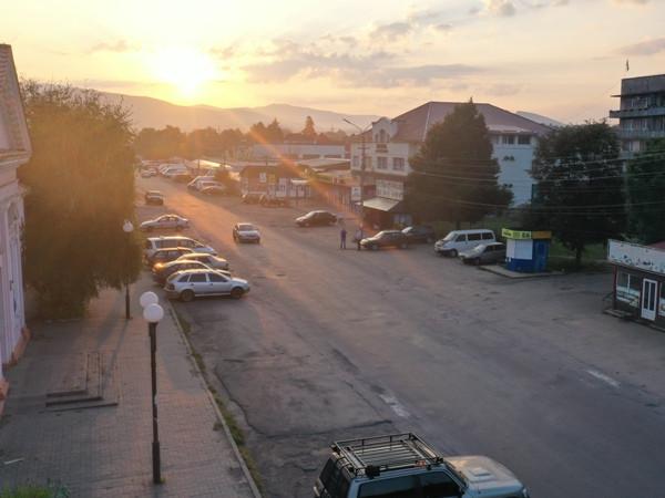Район.Свалява: на Закарпатті запустили перший в регіоні сайт мережі Район.in.ua