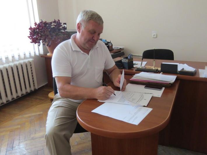 Олександр Гаврилюк взяв участь у дебатах кандидатів на посаду голови ОТГ
