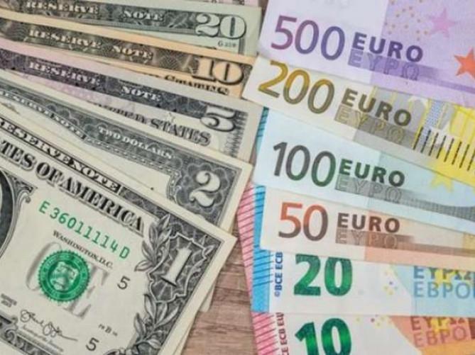 Курс валюти в банках Маневич станом на 21 жовтня