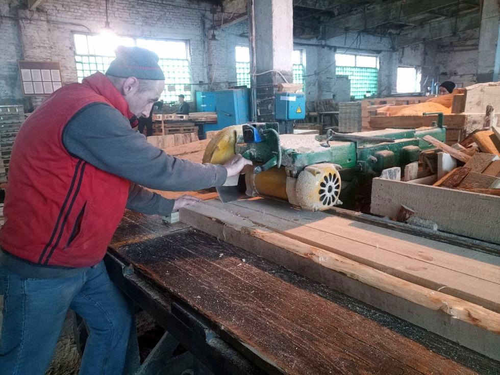Засуджені Маневицької виправної колонії виготовили продукції на понад 17 мільйонів гривень