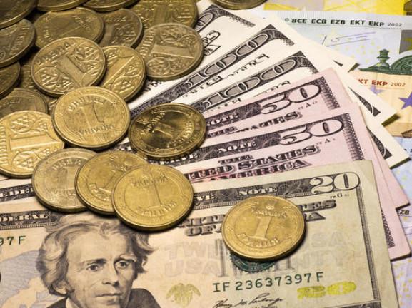 Курс валюти в банках Маневич станом на 19 листопада