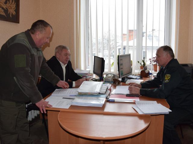 Лісники та новообрані голови громад Маневиччини обговорили співпрацю