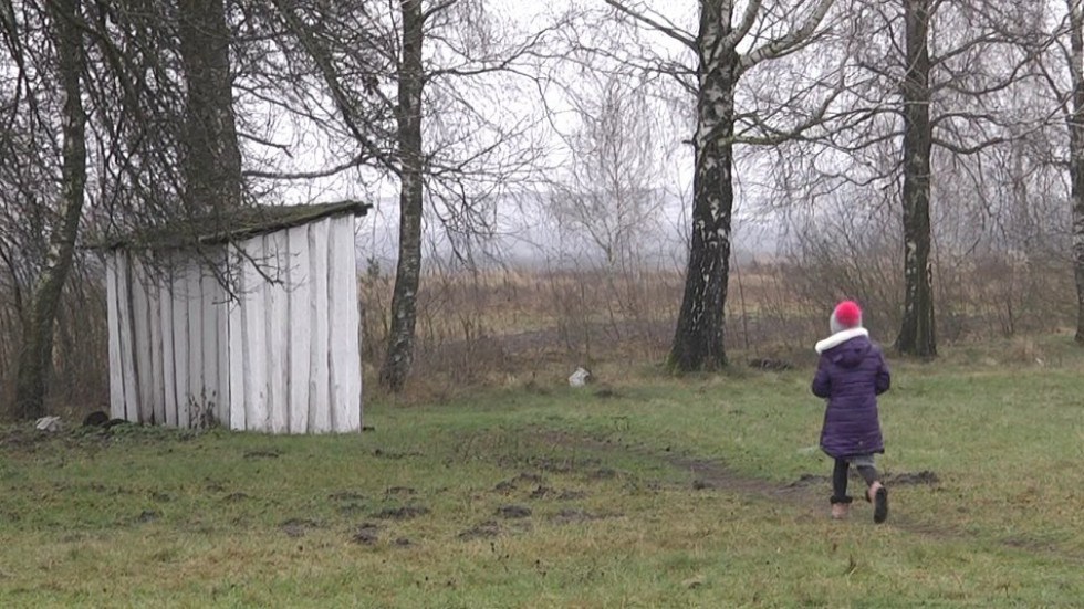 У школі села Підцаревичі не знають, як облаштувати внутрішню вбиральню
