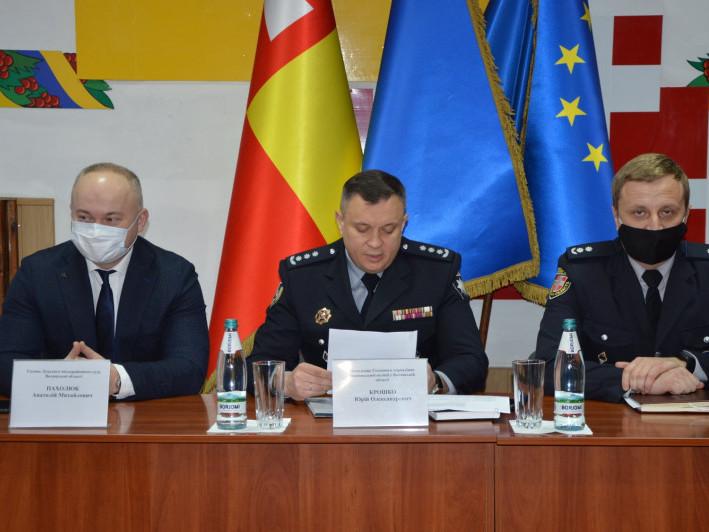 Нова структура поліції: Маневицький відділ поліції став відділенням