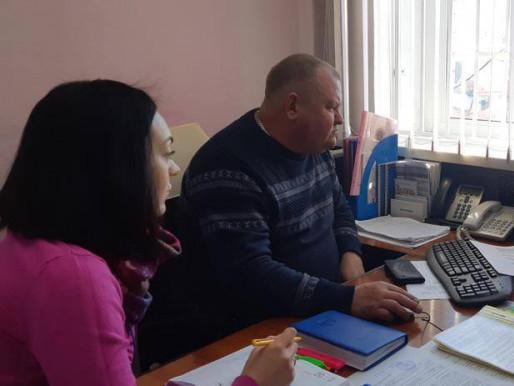 Фахівці Маневицької філії центру зайнятості поговорили з представниками громад