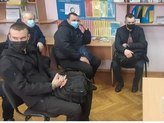 Учасників АТО з Маневиччини запрошували служити за контрактом