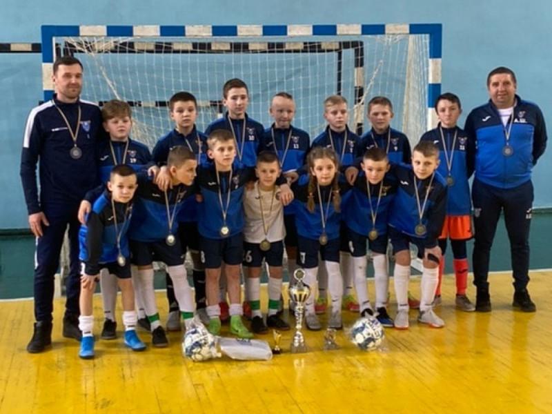 Маневицький «Respect» – срібний призер Чемпіонату України з футзалу