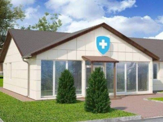 Орієнтовний проект амбулаторії в Троянівці