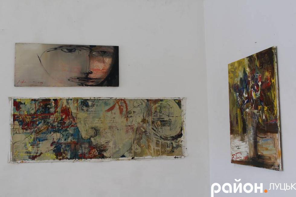 Картини Едуарда Бєльського