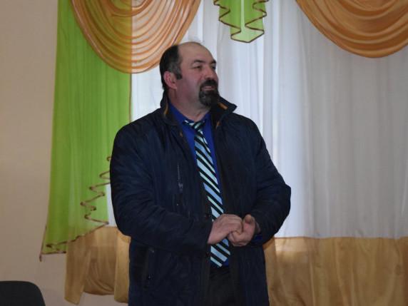 Ярута Петро Мойсейович, Оконський сільський голова