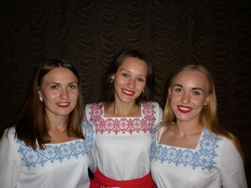 Вокальне тріо «Троянда» Маневицького РБК