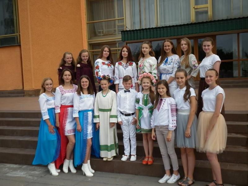 Маневичі: «12 канал» знімав відео-запрошення на фестиваль «Волинський зорепад»