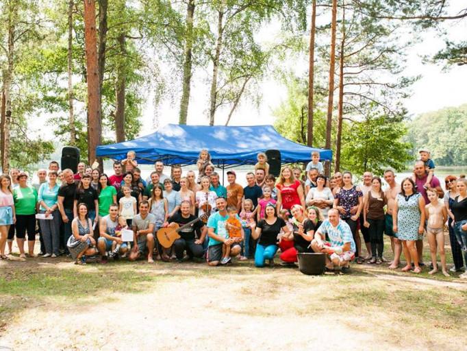 На Маневиччині відпочили учасники АТО та їхні сім'ї