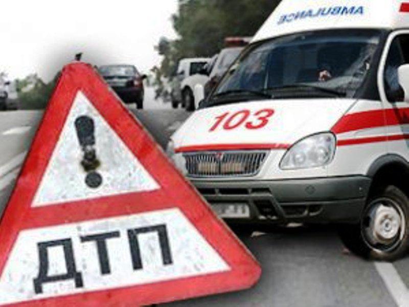 У Маневичах на блокпосту поліції сталася дорожньо-транспортна пригода