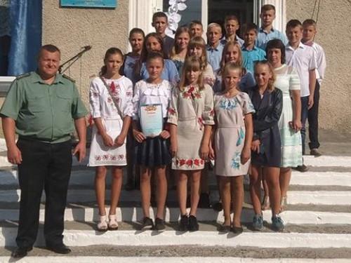 Вручили грошові нагороди: як провели День Знань у Поліському лісовому господарстві