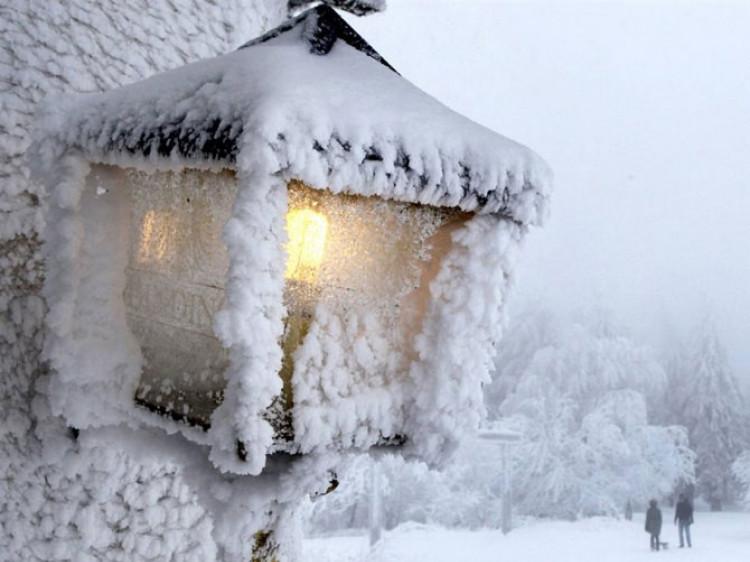 В Україні прогнозують рекордно холодну зиму