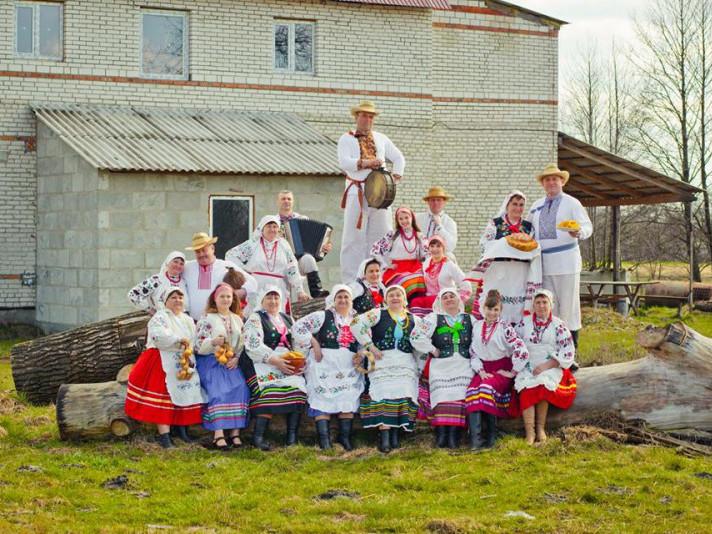 У Маневицькому районі відбудеться фольклорний фестиваль «Поліський водограй»